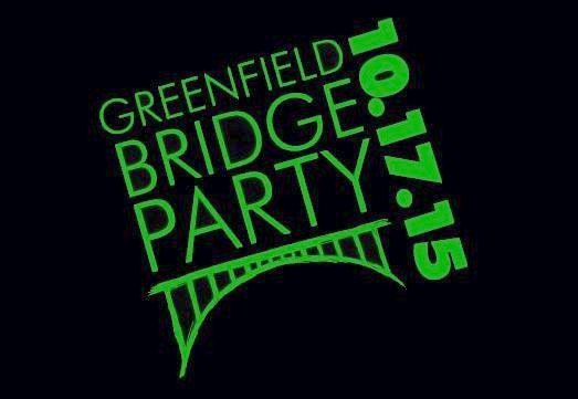 Greenfield Bridge Party logo