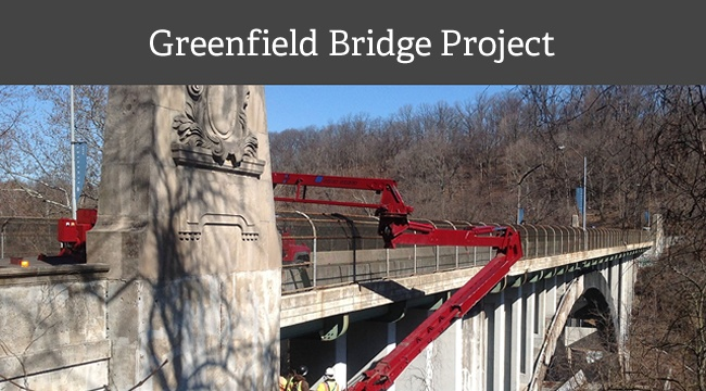 Greenfield Bridge Project photo
