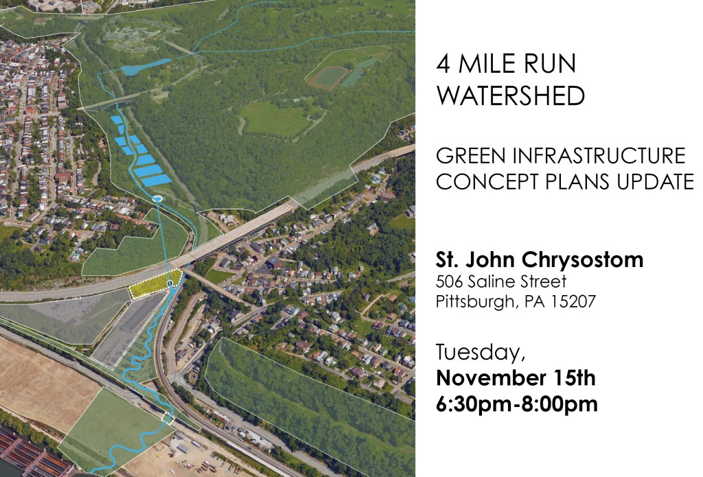 4 Mile Run Green Infrastructure Update