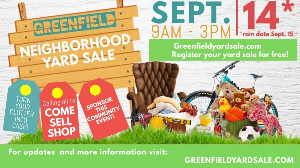 Greenfield Community Association – Greenfield Welcomes You!